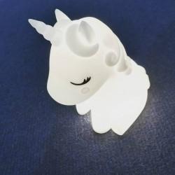 Licorne lampe veilleuse pour enfant