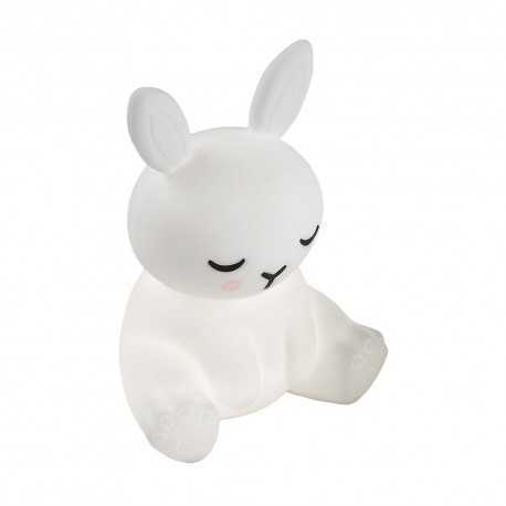 Bunny le lapin , lampe veilleuse pour enfant