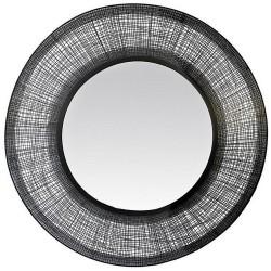 Miroir fin filaire grand format