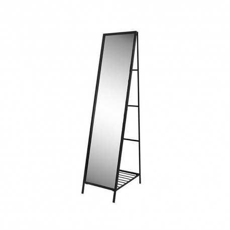 Elégant miroir psyché en métal