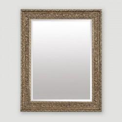 Miroir doré sculpté grand format 70x100