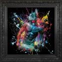 Doberman painting by Sylvain Binet