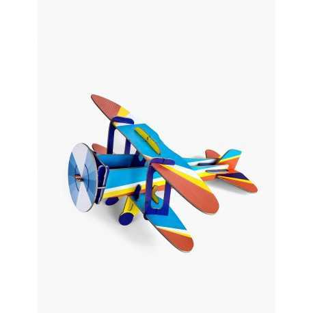 Decoration, the biplane to assemble