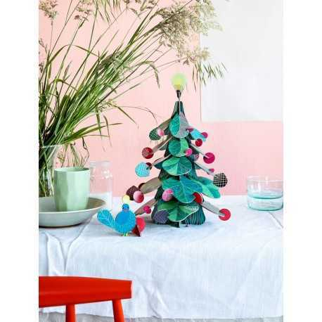 Decoration, Christmas tree to assemble