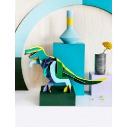 Décoration, les animaux Totem, le T-rex