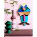 Décoration murale, le masque Casablanca