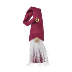 Elfe de Noël, rouge
