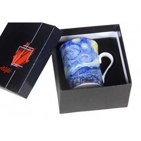 Vincent Van Gogh's The Starry Night Mug