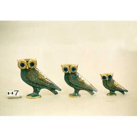 Statuette of Owl