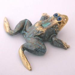 Statuette de grenouille