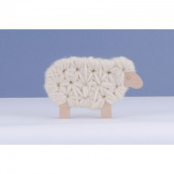 Woody le mouton, jeu de douceur