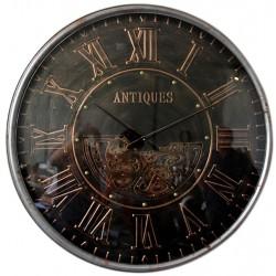 Horloge à engrenages