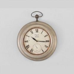 Horloge à gousset à suspendre diamètre 35 cm