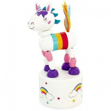 Animated unicorn for kids