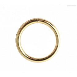 Sachet de 10 anneaux dos de cadre