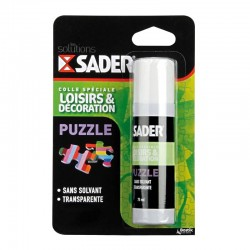 Special leisure glue & puzzle decoration
