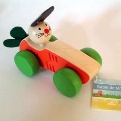 Carrot racing car