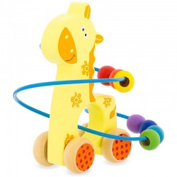 Animal abacus for toddler