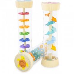 Rain stick games for children