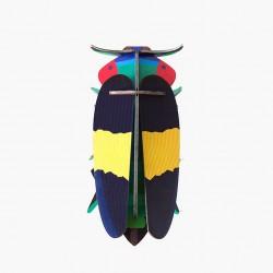 Decoration, scarab jewel