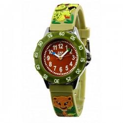 Educational watch for boy, Jungle model
