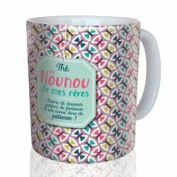 Mug, the nanny of my dreams by Puce & Nino