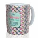 Mug, la nounou de mes rêves by Puce & Nino