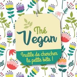 Mug, Thé Vegan by Puce & Nino