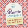 Mug, Thé la Mamie formidable by Puce & Nino