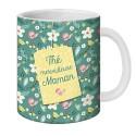 Mug, Tea wonderful mom by Puce & Nino