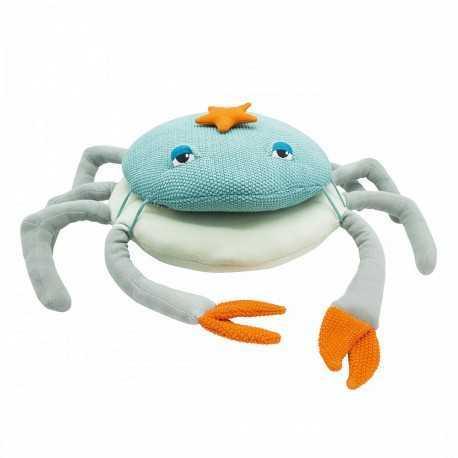 Baby cushion, large crab model