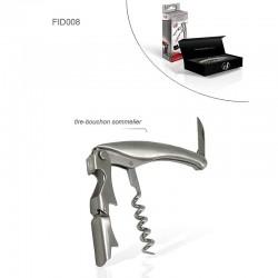 Tire-bouchon de luxe en aluminium