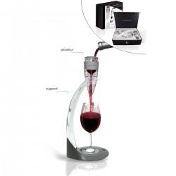 Aérateur de vin avec socle