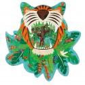 Tiger puzzle, 59 pieces