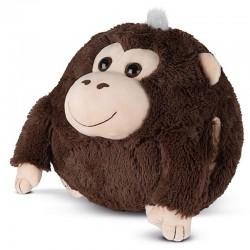 Peluche, coussin, chauffe mains, le Gorille