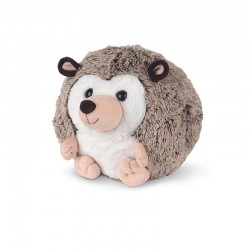 Plush, cushion, hand warmer, the hedgehog