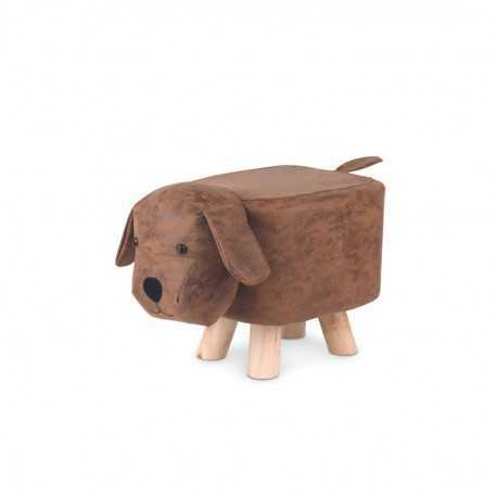 Children's stool in the shape of Dog