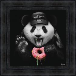 Tableau Donuts par Sylvain Binet