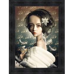 Tableau Je suis Coco par Sylvain Binet