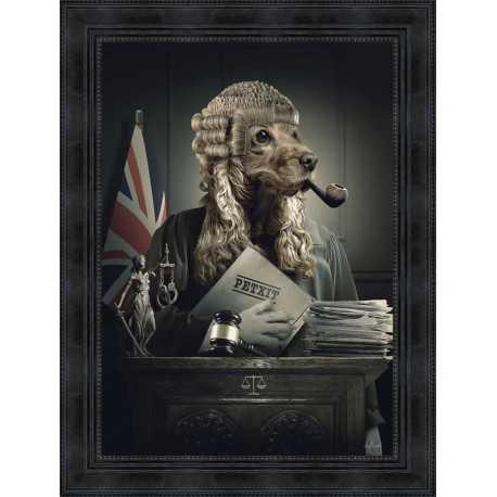 Judge by Sylvain Binet