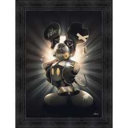 Mickey dog Cat by Sylvain Binet