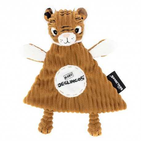 Soft toy, baby Speculos the tiger