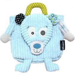 Sacs à dos de la famille Déglingos, ILLICOS l'ours polaire