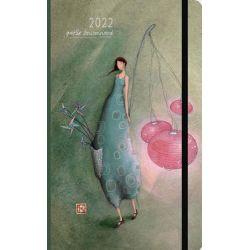 Diary 2022 illustration Yumeee