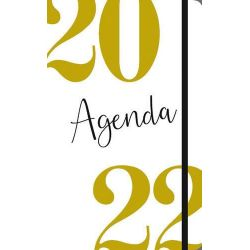 Agenda 2022 Blanc