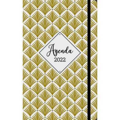 Agenda 2022 palmier or