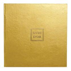 Livre d'or 50 pages 28 x 28