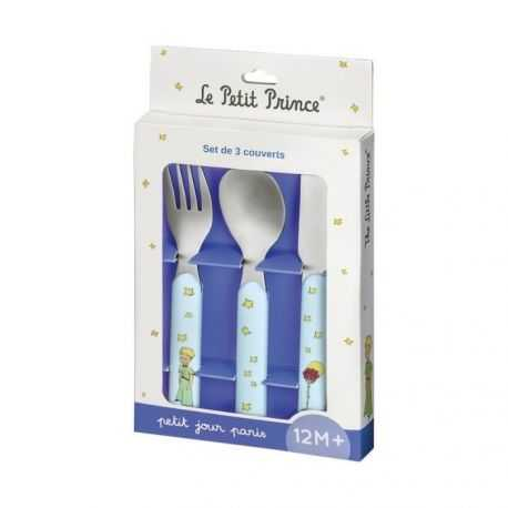 3 baby cutlery decor The Little Prince