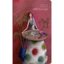 Agenda de poche 2022 Gaëlle Boissonard