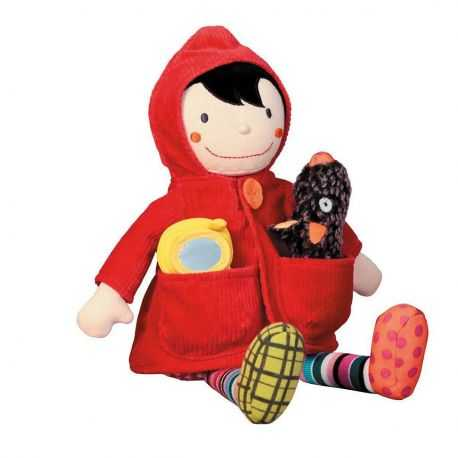 Red riding hood, activity game